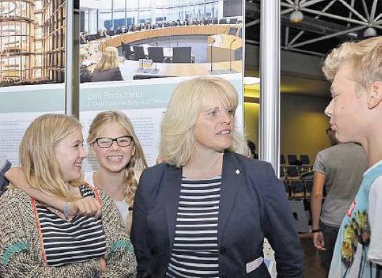 Ausstellung gibt Eindruck vom regierenden Berlin