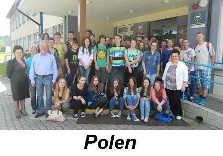 Austausch Polen Bild