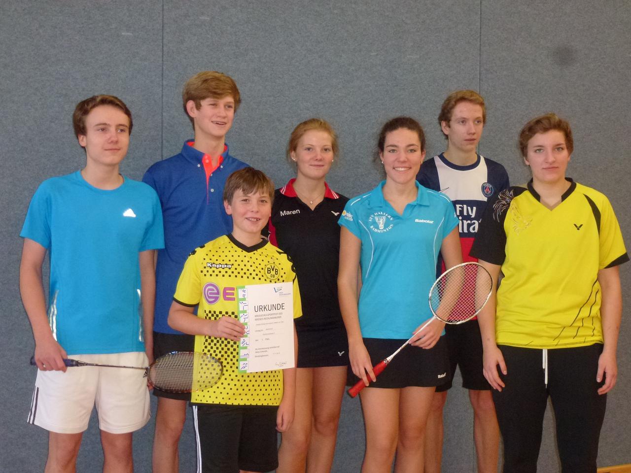 Badminton II Homepage