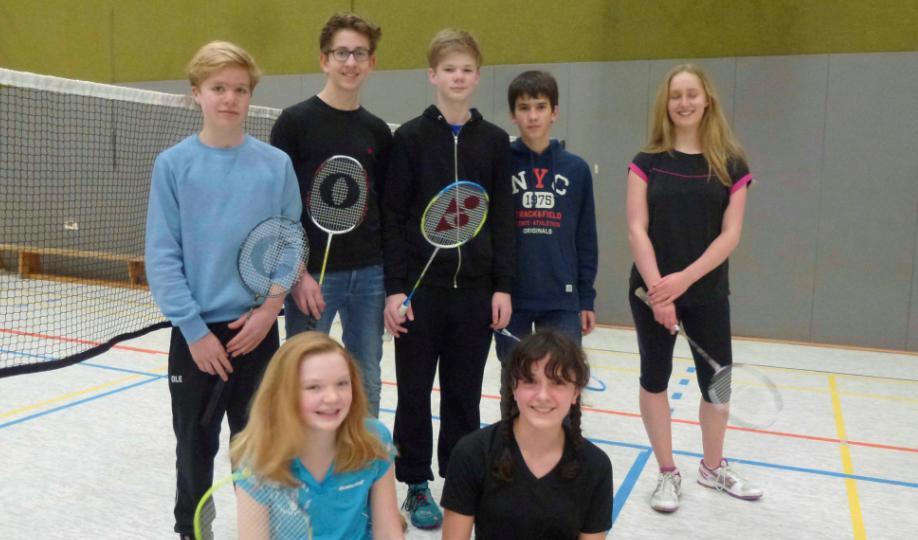 Badminton Kreismeister 2016 WK III