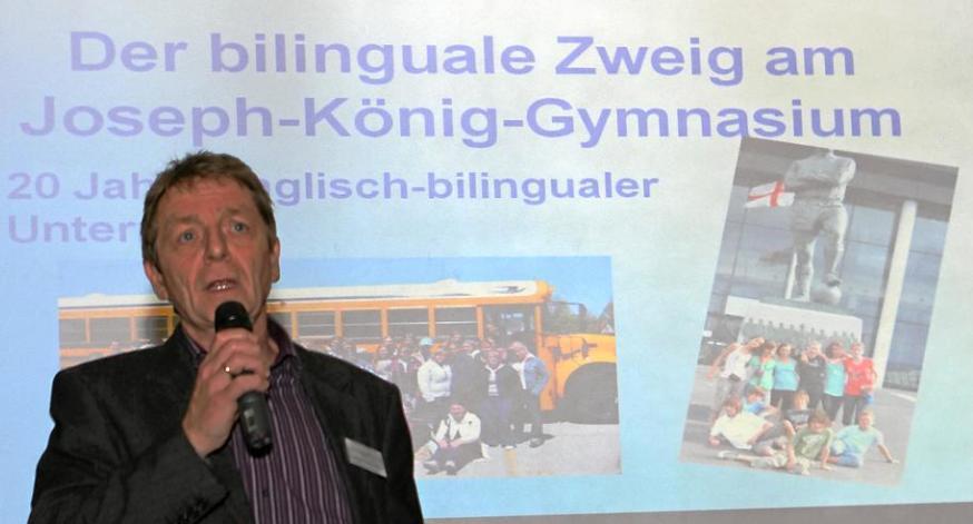 """""""Bilingual – was ist das?"""" Einladung zum Infoabend"""