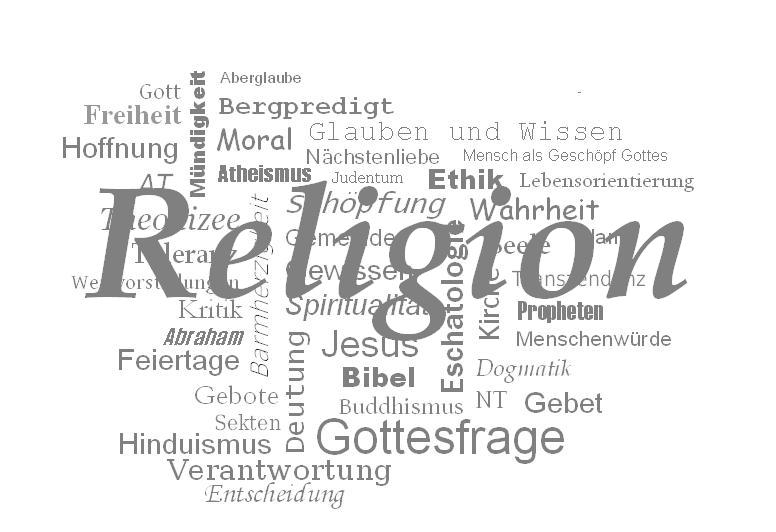 Collage Religion Religion