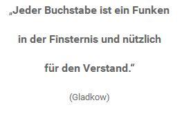 Deutsch Zitat Jeder Buchstabe