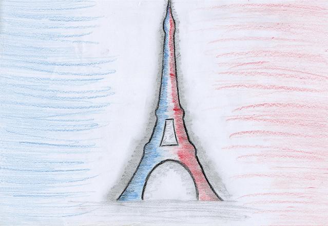 Eiffelturm klein