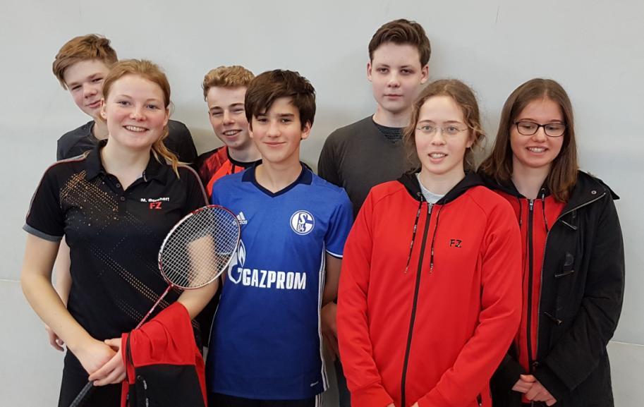 Erfolgreich im Badminton 2017 01