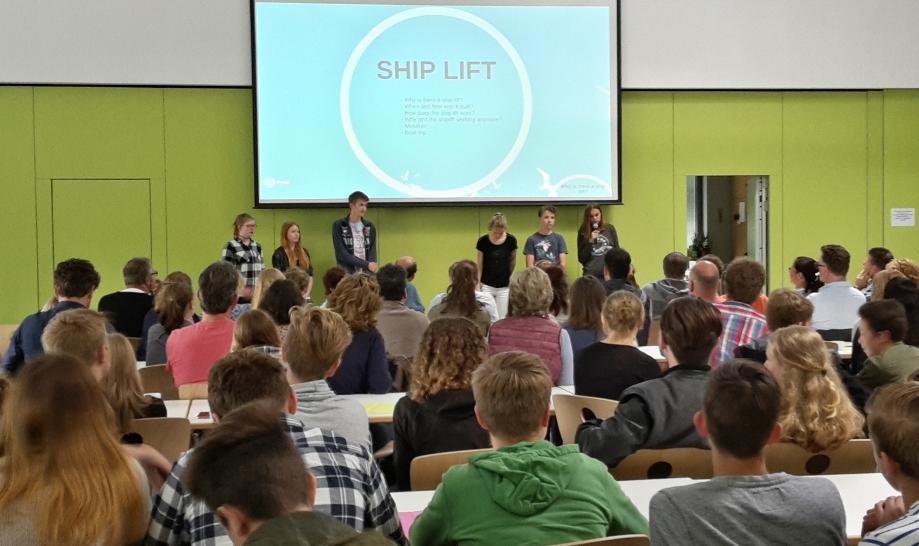 Bilinguales Projekt: Niederländer in Haltern