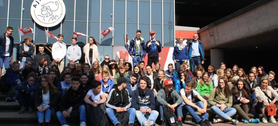 Halterner Bili-Klasse zu Gast in Ermelo