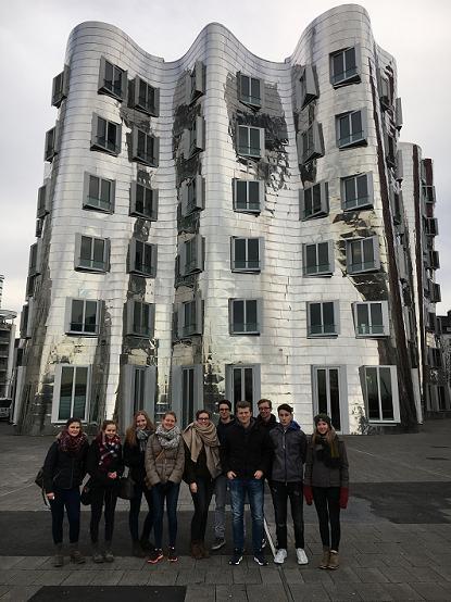 Exkursion Duesseldorf 2016 01