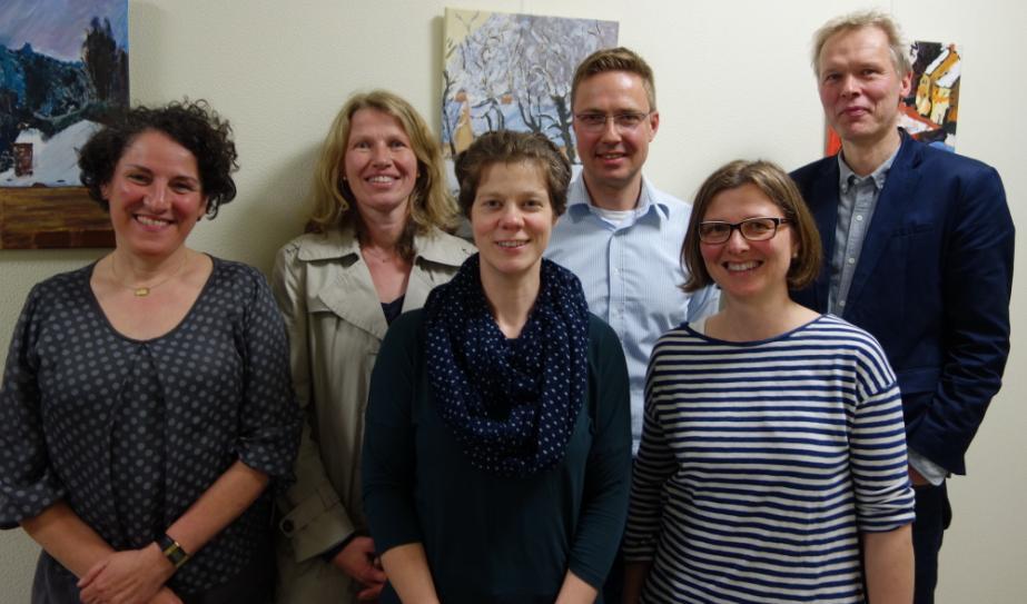 Förderverein - Vorstand 2015