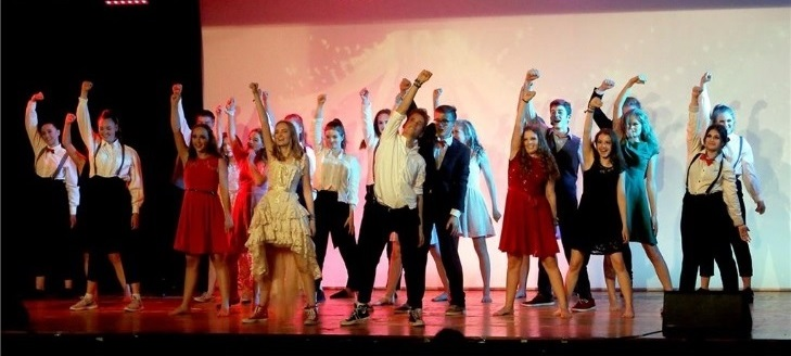 "Musical ""Footloose"": Viel Action, witzige Gags, einfühlsame Passagen"
