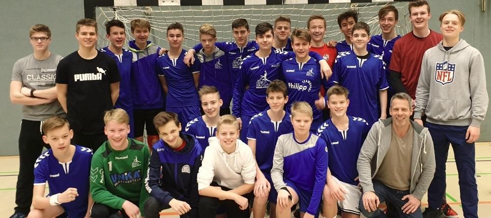 Handballer erfolgreich
