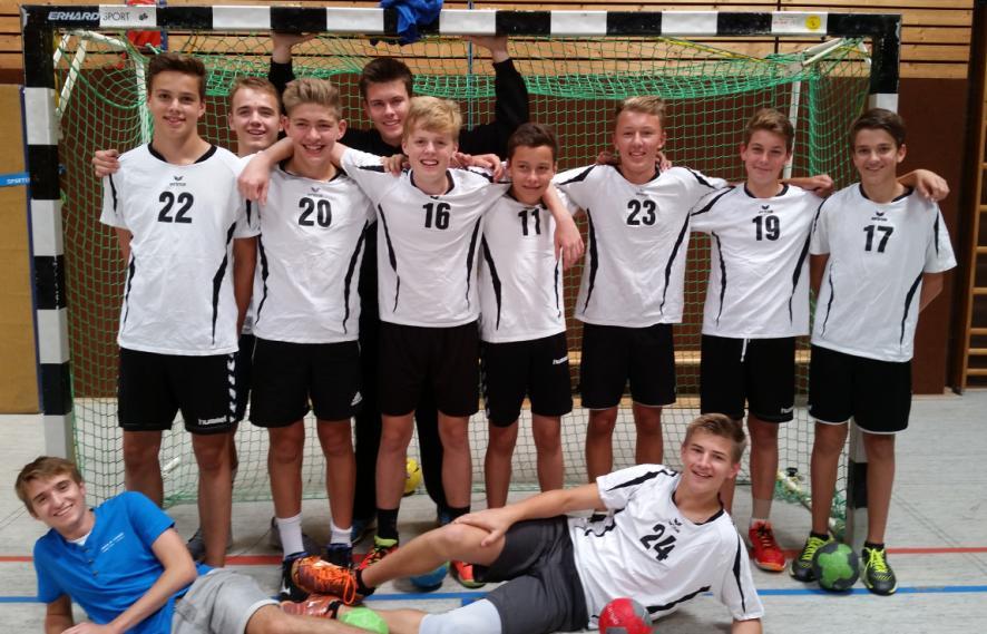 B-Jugend-Handballer siegen in Marl