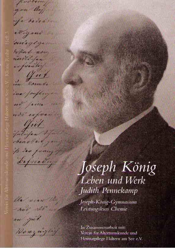 Joseph koenig Leben und Werk