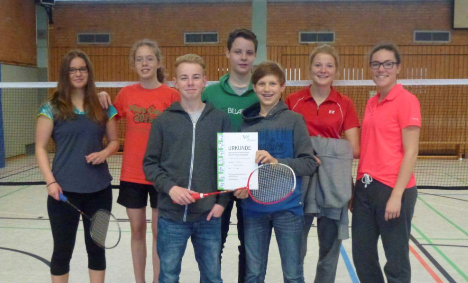 Kreismeister Badminton 2015-11-24 wkII
