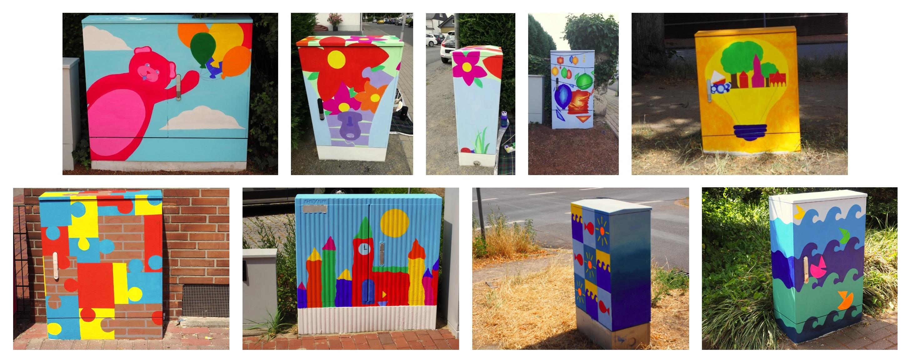 Kunst am Kasten – ein Projekt geht in die vierte Runde