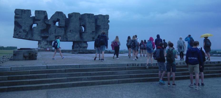 Gedenkstättenfahrt nach Majdanek