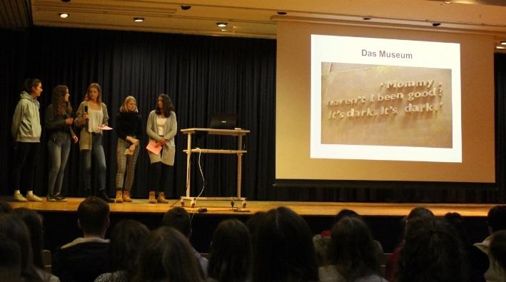 Schüler berichten von der Gedenkstättenfahrt nach Majdanek