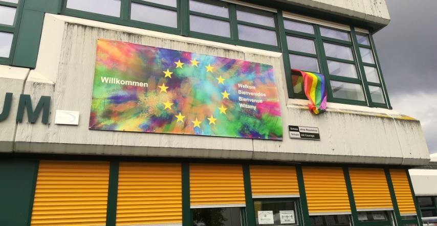 """Pride month"" am Joseph-König-Gymnasium"