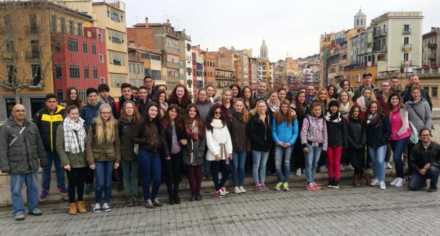 Spanienaustausch 2016