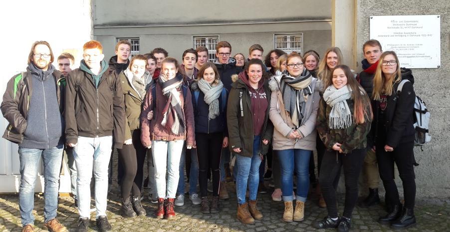 Exkursion zur Steinwache Dortmund