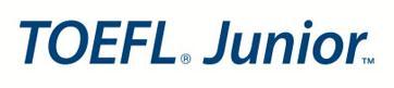 TOEFL junior test Logo