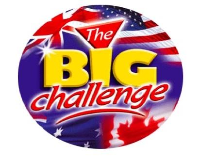 The Big Challenge Flyer