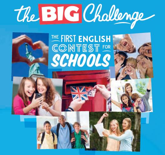 The Big Challenge Flyer