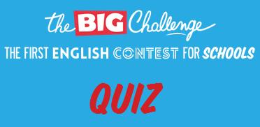 The Big Challenge LOGO Quiz
