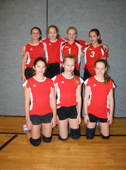 Volleyball-Schulmannschaft ist Vize-Kreismeister