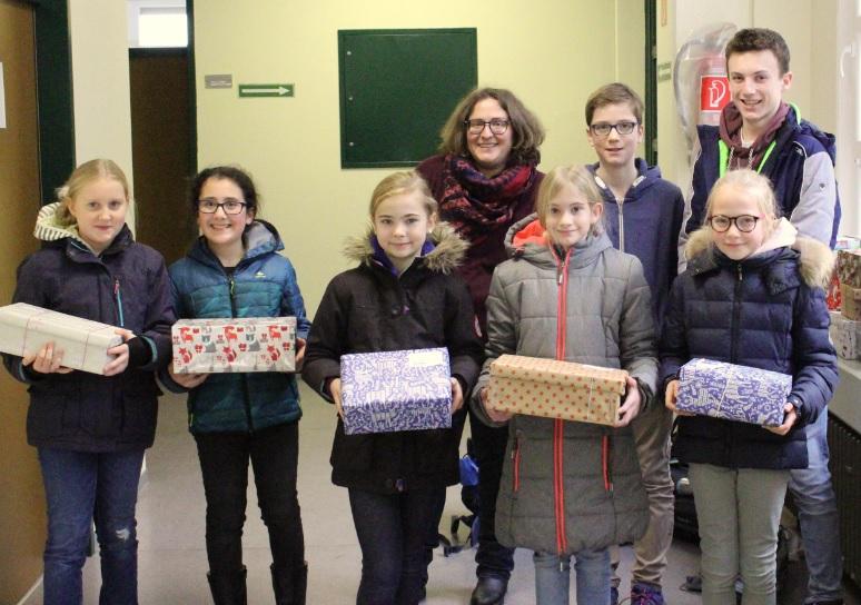 """Weihnachtspäckchen für Ostróda: """"So viele waren es noch nie"""""""