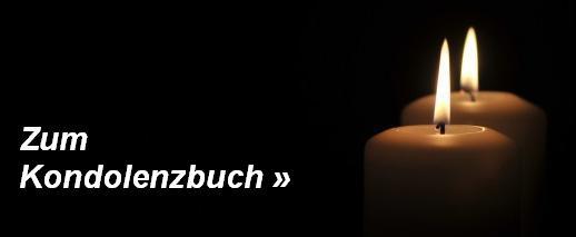 kondolenz buch